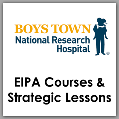 Boys Town EIPA COUrse & Strategic Lessons